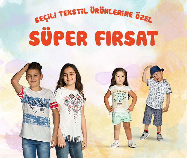 TEKSTİL SÜPER FIRSAT
