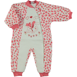 Misket Combed Cotton Baby Sleeping Bag Age 1-5 Tongue In Cheek