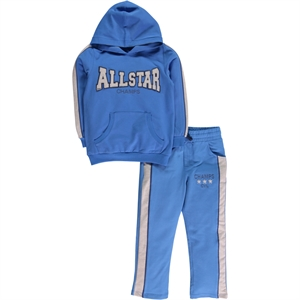 Cvl All Star Blue A Track Suit Age 6-9
