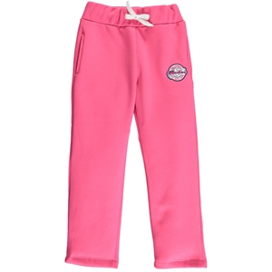 Cvl Boy Girl Age 6-9 Fuchsia Tracksuit Bottom