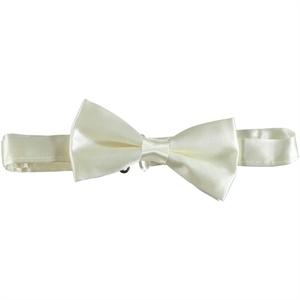 Minidamla Boy Bow Tie Ecru 0-3