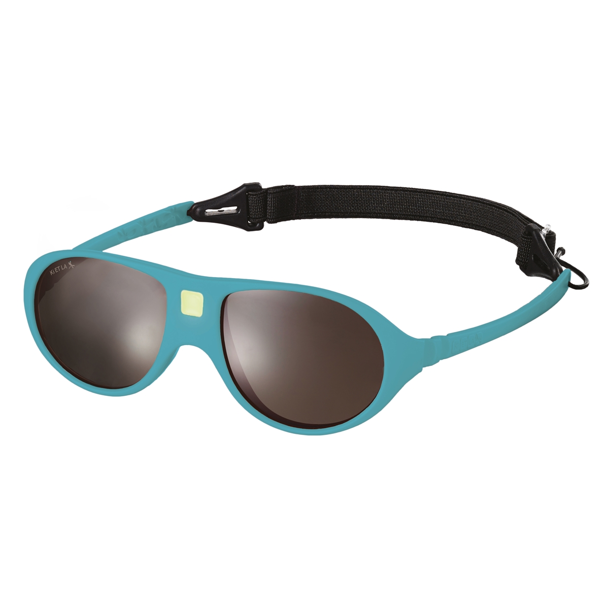 Mycey Unbreakable Sunglasses Ages 2-4 The Child To The Local Mass-Peacock Blue