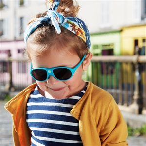 Mycey Unbreakable Sunglasses Ages 2-4 The Child To The Local Mass-Peacock Blue (3)