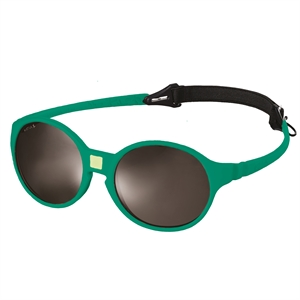 Mycey Age 4-6 Child's Mass Jokakid Unbreakable Sunglasses Emerald Green