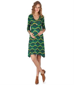 LYN Devon Yesil Pregnant Dress (1)