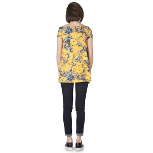 LYN Devon Pregnant Yellow Tunic (2)