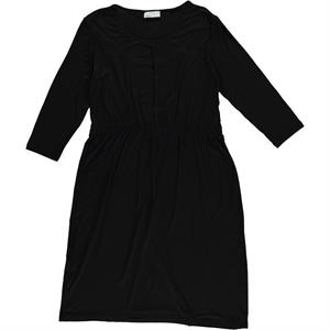 LYN Devon Black Pregnant Dress (1)