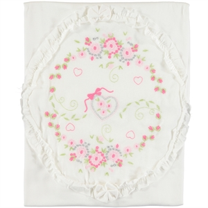 T.F.Taffy Tafyy 84x87 cm Combed Blankets Pink
