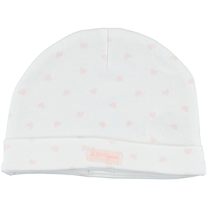 Kiti Kate Organic Combed Cotton Hat Pink 0-3 Months