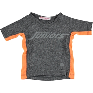 Civil Sport The Age Of 2-6 Years Sports T-Shirt Grey