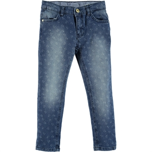 Civil Girls Girls Blue Jeans Pants Aged 2-6