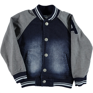 Civil Boys Boy Cardigan Navy Blue Age 2-5
