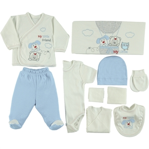 Ciccim Combing Newborn light blue Team 10s Zibin (1)