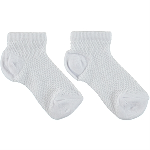 Artı White Socks 1-12 Years