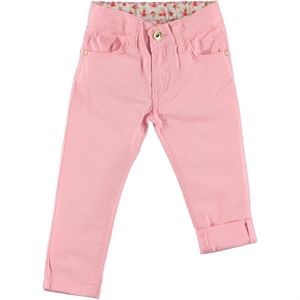Cvl Teen Pink Linen Pants The Ages Of 14-17