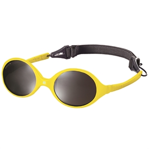Mycey Mass Baby Sunglasses 0-18 Months, Yellow Diablo