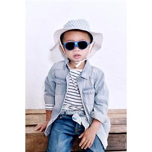 Mycey Mass Local Children's Sunglasses Age 2-4 Royal Blue (2)