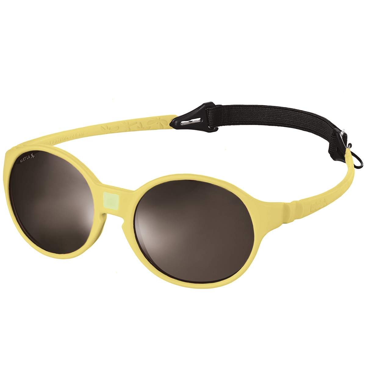 Mycey Boy's Age 4-6 Mass Jokakid Sunglasses Yellow