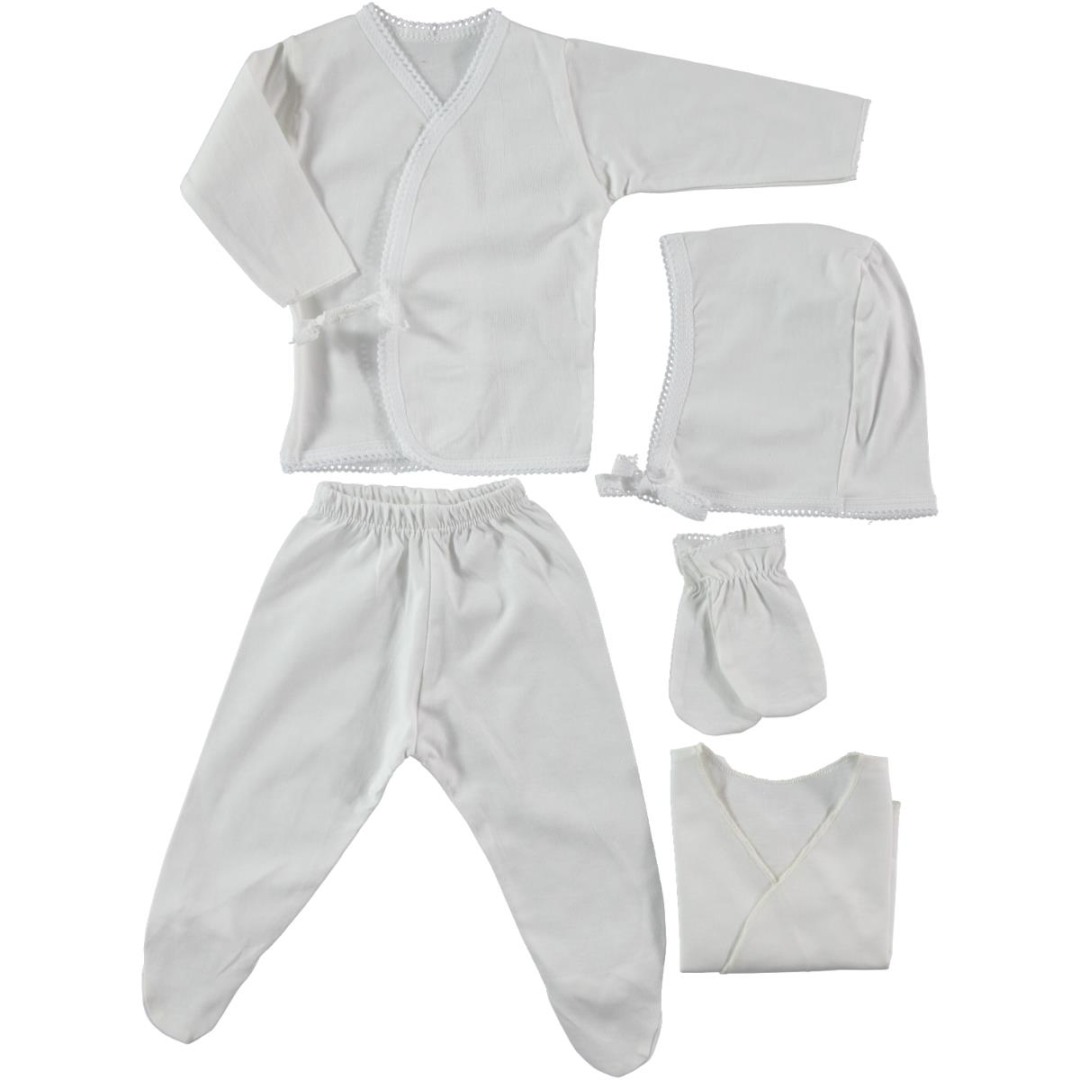 Ciccim Ecru combed cotton 0-3 months 5 Zibin Team