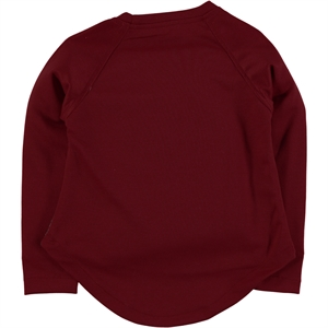 Missiva The Ages Of 6-10 Kids Girl Sweatshirt Burgundy (2)
