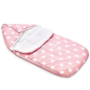 BabyJem Forend Pink buttoned 43x77 cm