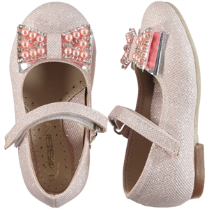 Missiva Ballet Flats Powder 26-30 Number