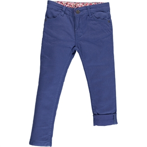 Civil Girls Indigo Girl Linen Pants The Ages Of 10-13