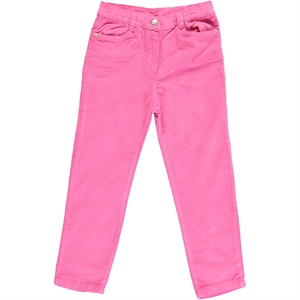 Civil Girls Fuchsia Velvet Pants Girl Age 10-14
