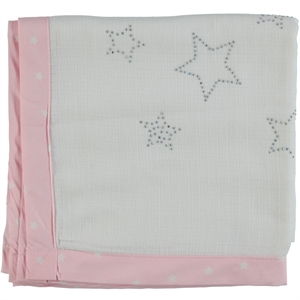 Momi Shop Muslin Blankets Pink cm will be installed (2)