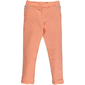 Civil Girls Pinkish Orange Tights 10-14 Years (1)
