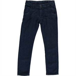 Civil Girls The Ages Of 2-6 Girl Pants Indigo