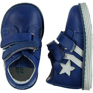 Baby Force The First Step Is To Number The Shoe 19-23 Saks Blue (1)