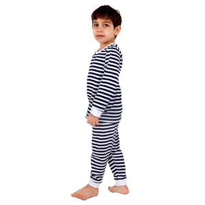 Bhr Kids Age 1-4 Boy Navy Blue Team Slumber Daltons