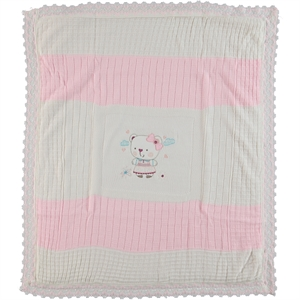 Recos Sweater Blanket-Pink (2)
