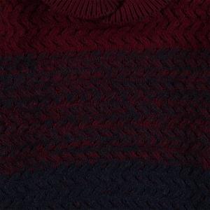 Civil Boys Age 6-9 Boy Burgundy Sweater Knitwear (2)