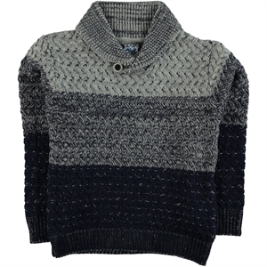 Civil Boys Knitwear Sweater Navy Blue Age 6-9 Boy