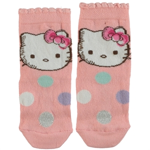 Çimpa Hello Kitty Girl Socks Light Tan Age 3-9