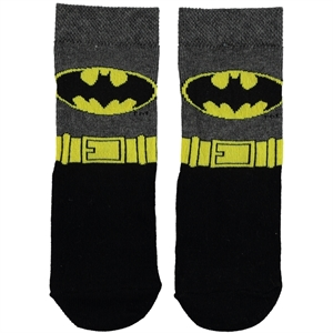 Çimpa Batman Boy Black Socks Age 3-9