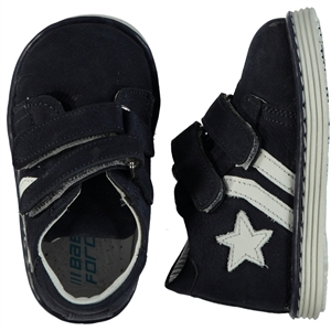 Baby Force The First Step Navy Blue Shoe Number 19-23