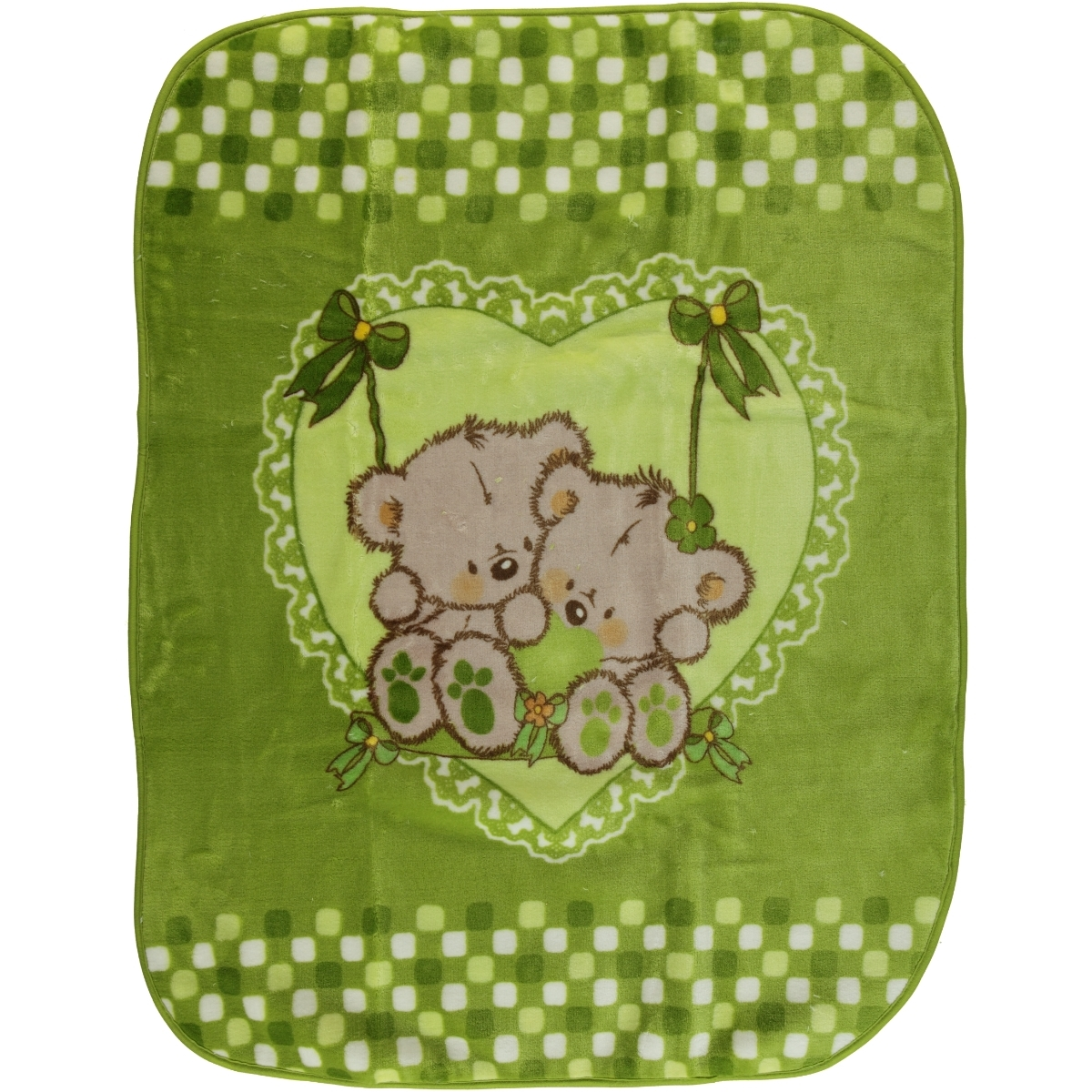 Recos Yesil cm plush Blanket will be installed