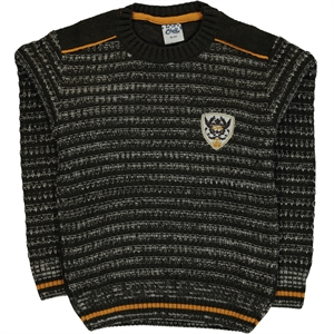 Civil Boys Boy Brown Sweater The Ages Of 10-13