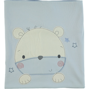 Civil Baby Boy Blue Blanket
