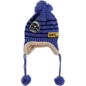 Prahar Blue Beanie Boy 8-12 Years