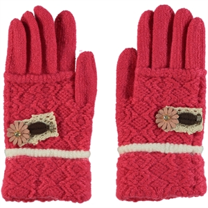 Prahar Girl With Tongue In Cheek Kid Gloves 8-12 Years