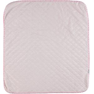 Albimini Pink baby blanket 80x90cm (2)