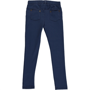 Holi Kids Indigo Jeans-Looking Tights 10-14 Years (3)