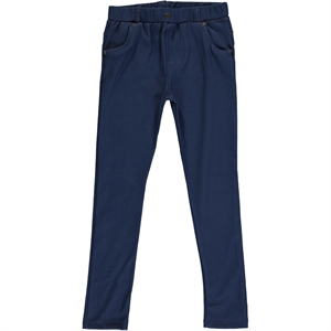 Holi Kids Indigo Jeans-Looking Tights 10-14 Years (1)