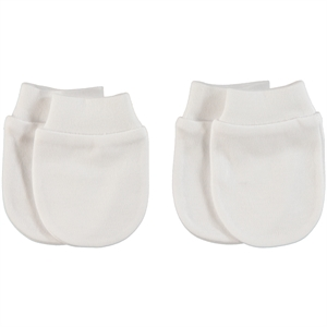 Kiti Kate 2-Baby white gloves newborn