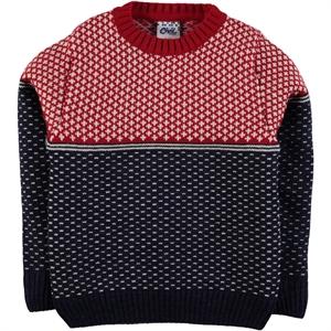 Civil Boys Age 6-9 Boy Sweater Knitwear Red