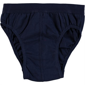 Öts Boy Briefs-Navy 6-12 Years